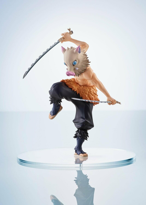 PRE-ORDER Good Smile ConoFig Demon Slayer: Kimetsu no Yaiba Inosuke Hashibira Figure
