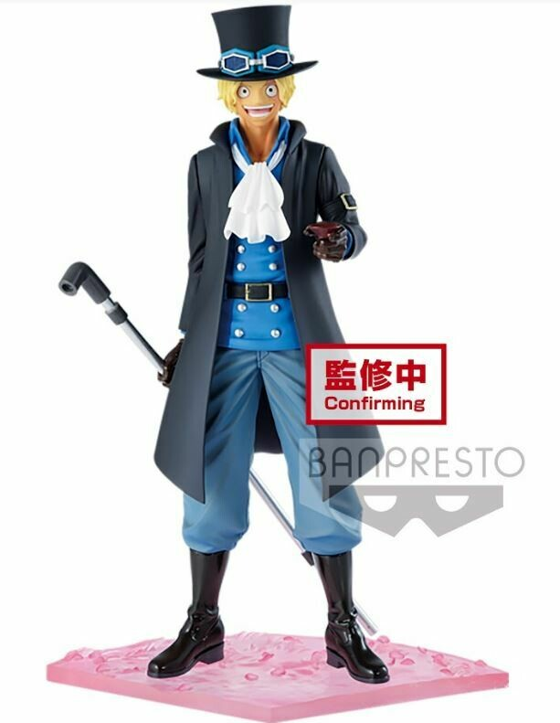 Banpresto OP MAGAZINE FIGURE SPECIAL EPISODE LUFF VOL.3 SABO FIGURE