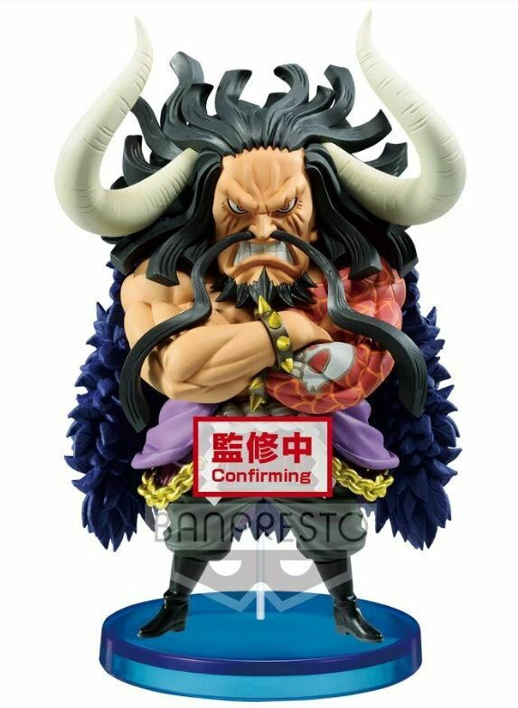 PRE-ORDER OP MEGA WORLD COLLECTABLE FIGURE-KAIDO OF THE BEASTS-