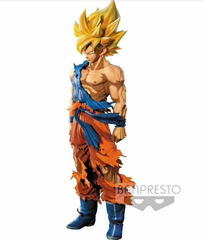 PRE-ORDER DB Z SUPER MASTER STARS PIECE THE SON GOKU -MANGA DIMENSIONS-