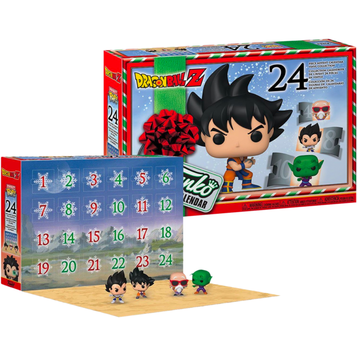 Dragon Ball Z - Pocket Pop! Vinyl Advent Calendar