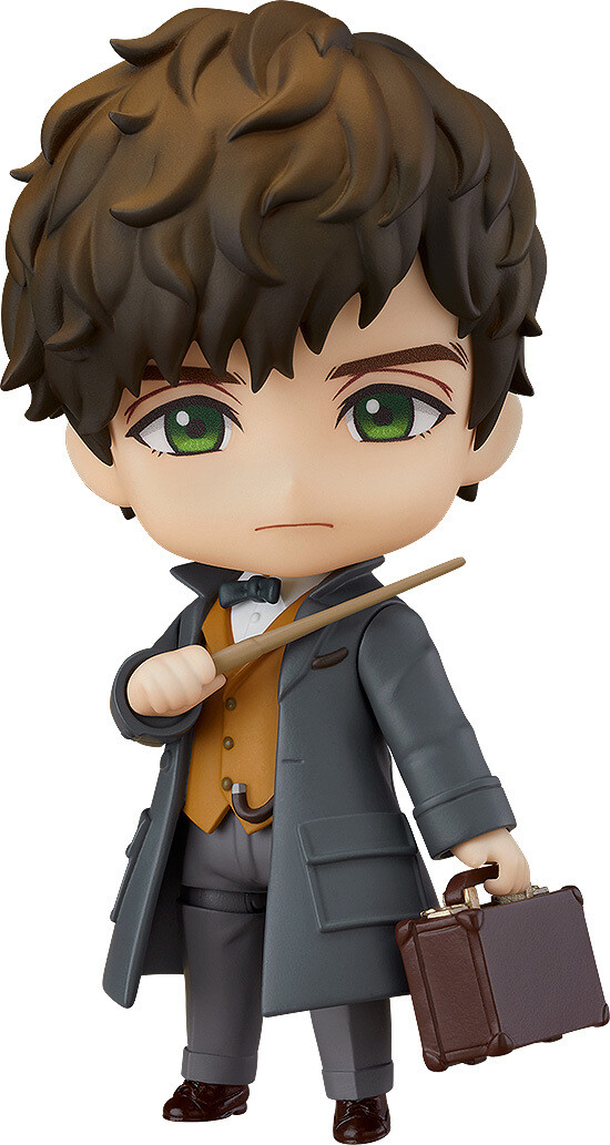 Good Smile Nendoroid Fantastic Beast and Where to Find Them Newt Scamander