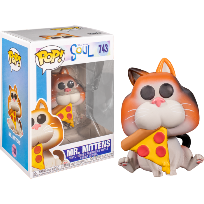Soul - Mr Mittens Pop! Vinyl Figure