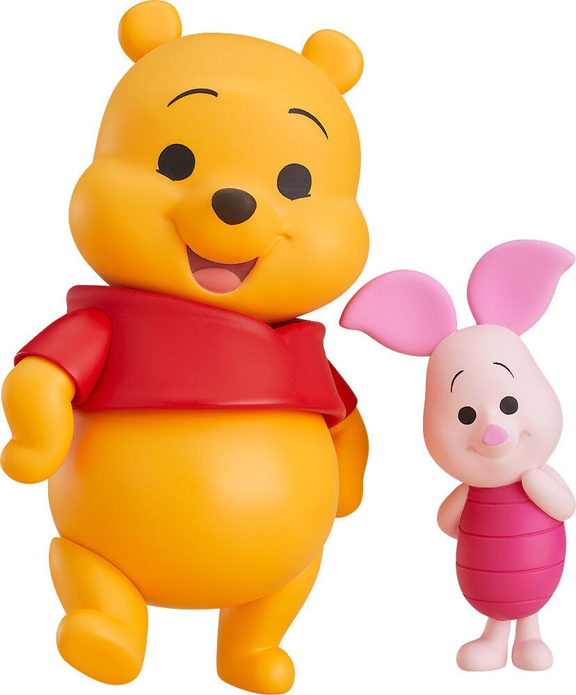 PRE-ORDER Good Smile Nendoroid Winnie the Pooh & Piglet Set (re-run)