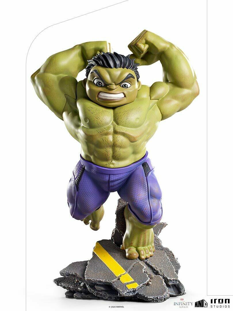 Iron Studios Hulk - The Infinity Saga - Minico