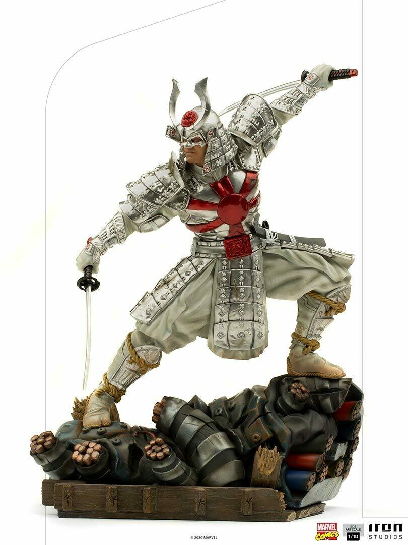 PRE-ORDER Iron Studios Silver Samurai BDS Art Scale 1/10 - Marvel Comics