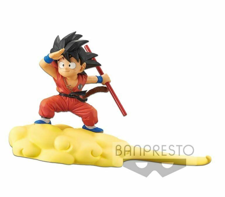 PRE-ORDER Dragon Ball Goku & Flying Nimbus Ver. A