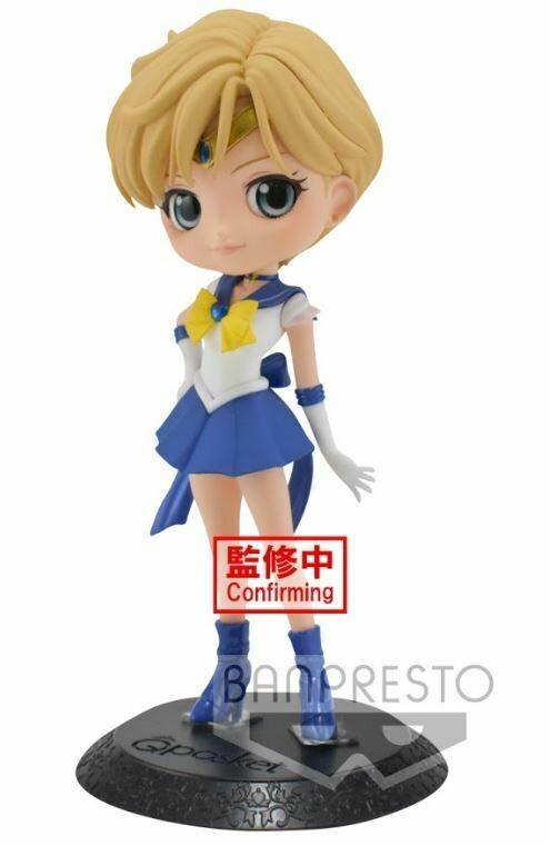 PRE-ORDER The Movie Sailor Moon Eternal Q Posket Super Sailor Uranus Ver. A