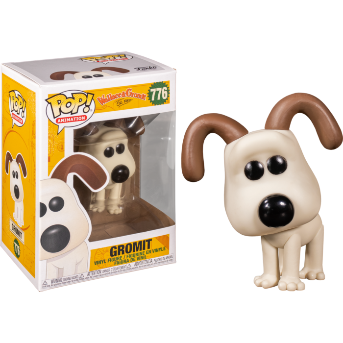 Funko Wallace & Gromit Gromit Pop! Vinyl Figure