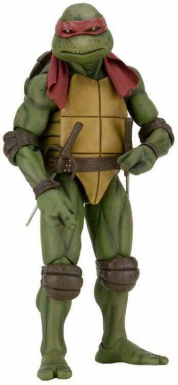 PRE-ORDER TMNT [1990 Movie] - ¼ Scale Figure - Raphael (RESTOCK 2021)
