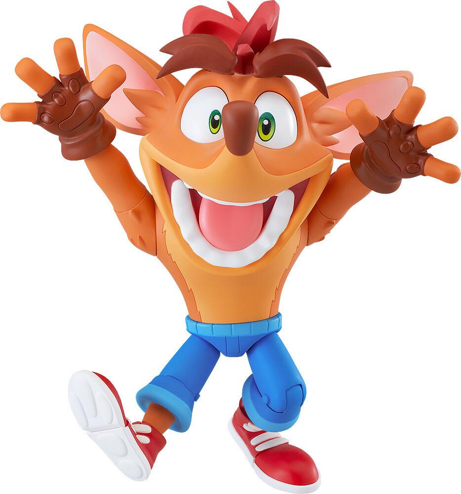 PRE-ORDER Good Smile Nendoroid Crash Bandicoot