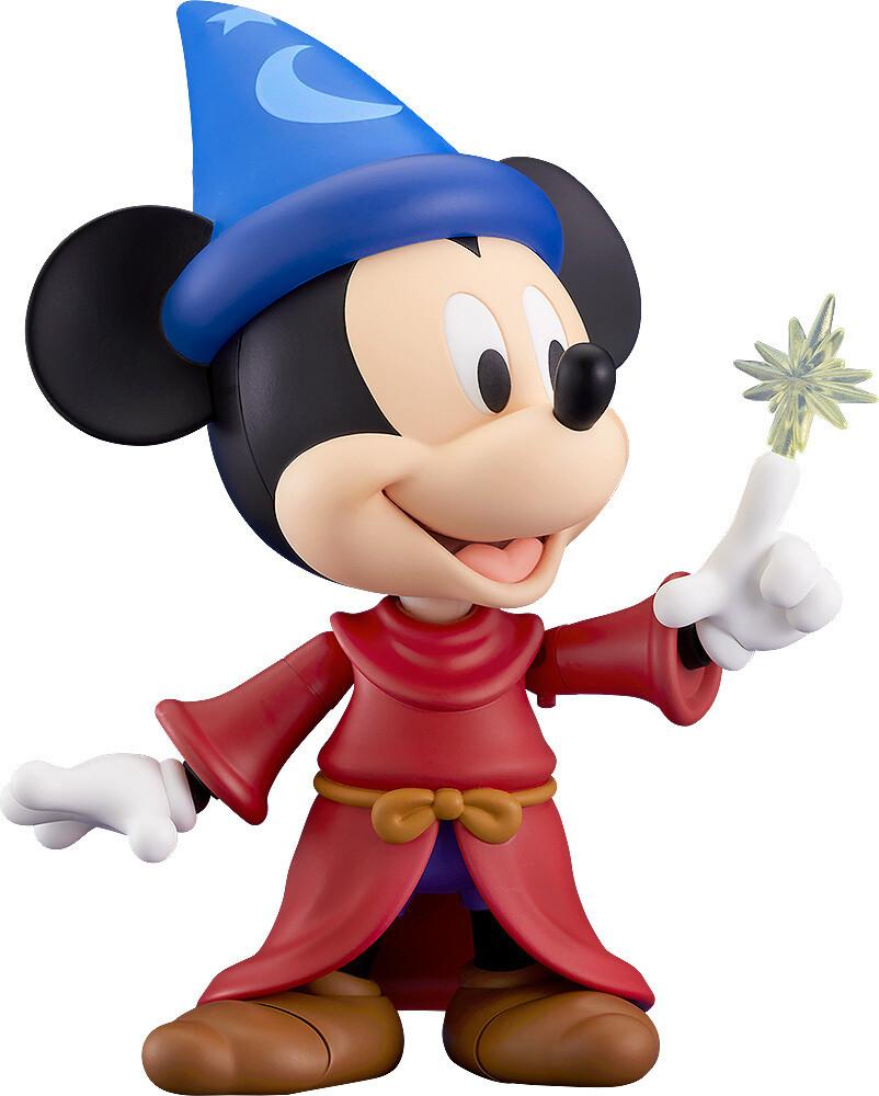 Good Smile Nendoroid Mickey Mouse: Fantasia Ver.