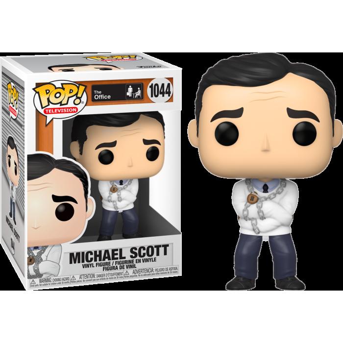 The Office - Michael Scott with Straitjacket Pop! Vinyl Figure