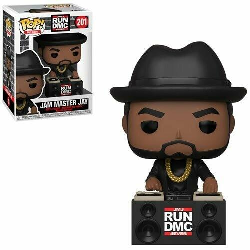 Run DMC Jam Master Jay Pop! Vinyl Figure