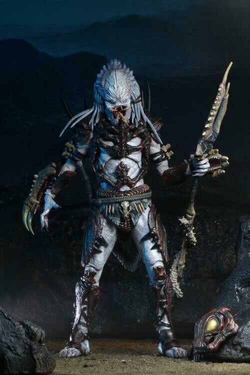 Predator Ultimate Alpha Predator 100th Edition Figure