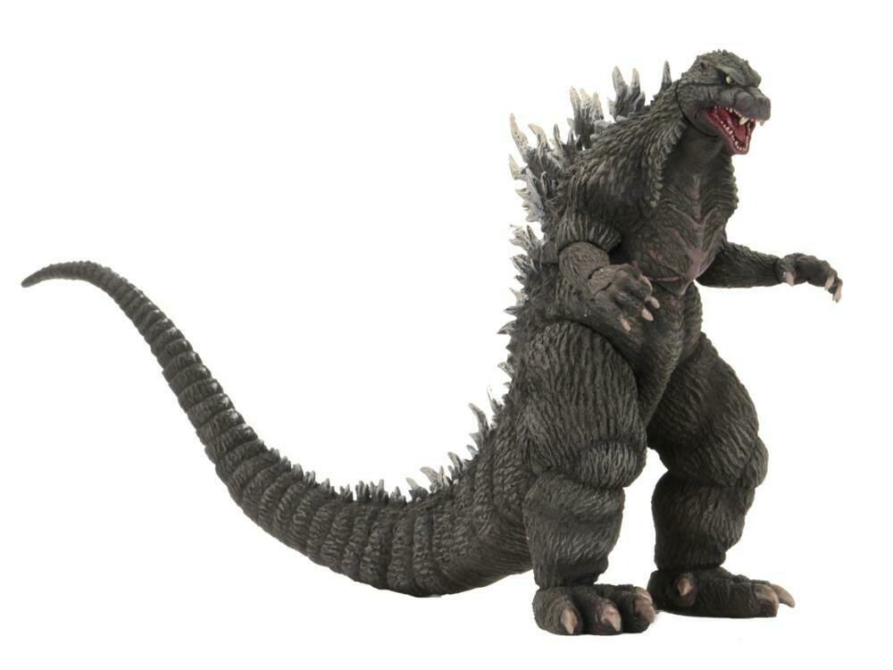 "Neca Godzilla - 12"" Head to Tail Action Figure - 2003 Godzilla"