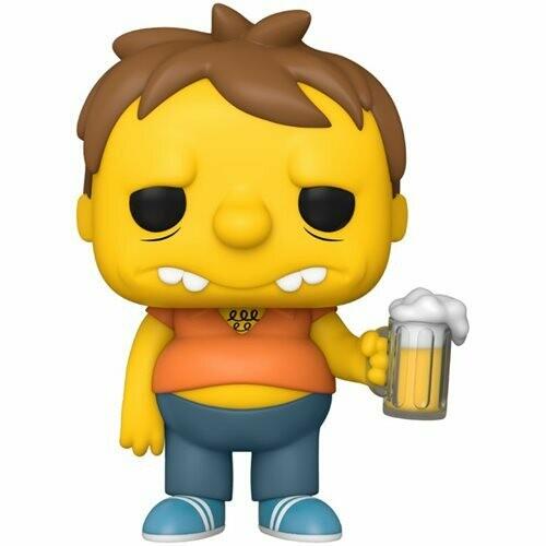 PRE-ORDER Simpsons Barney Pop! Vinyl Figure