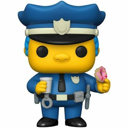 Simpsons Chief Wiggum Pop! Vinyl Figure