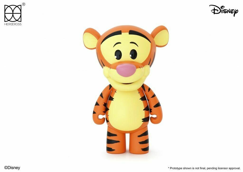 Herocross Chubby - Tigger