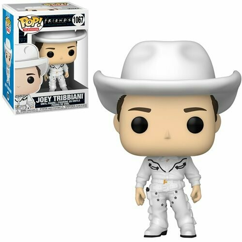 Funko Friends Cowboy Joey Pop! Vinyl Figure