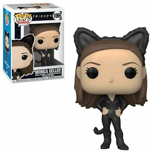 Funko Friends Monica as Catwoman Pop! Vinyl Figure