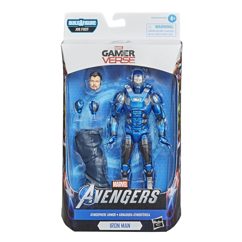 Hasbro Marvel Legends Gameverse Atmosphere Ironman