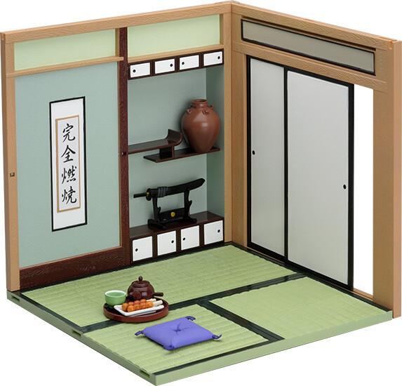 PRE-ORDER Nendoroid Playset #02: Japanese Life Set B - Guestroom Set (3rd re-run)