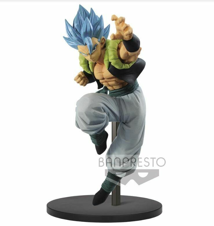 PRE-ORDER Dragon Ball Super Son Goku FES Vol. 13 Super Saiyan God Super Saiyan Gogeta