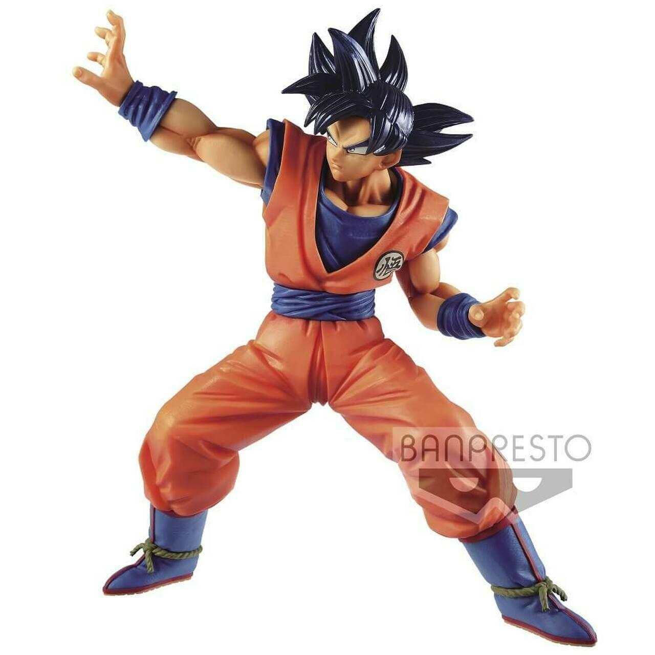 Banpresto Dragon Ball Super Maximatic The Son Goku