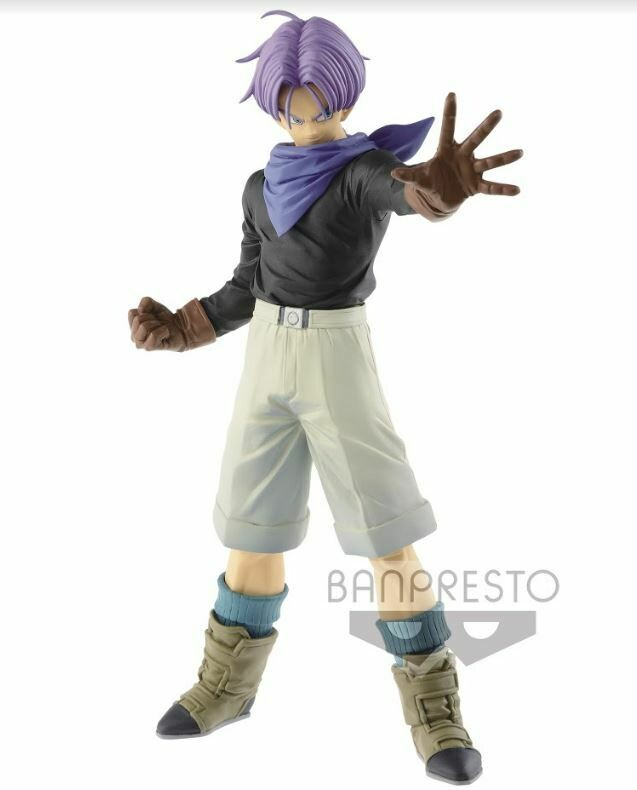 PRE-ORDER Dragon Ball GT Ultimate Soldiers Trunks