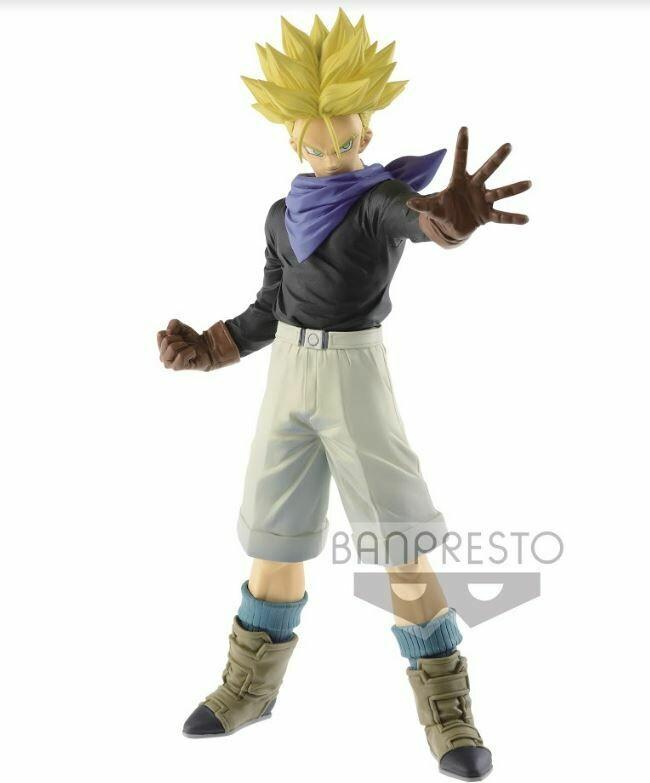 Banpresto Dragon Ball GT Ultimate Soldiers Super Trunks