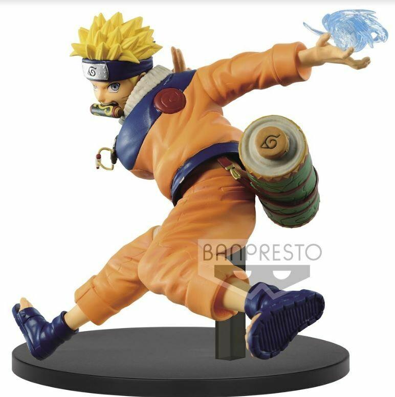 PRE-ORDER Naruto Vibration Stars Uzumaki Naruto Rasengan