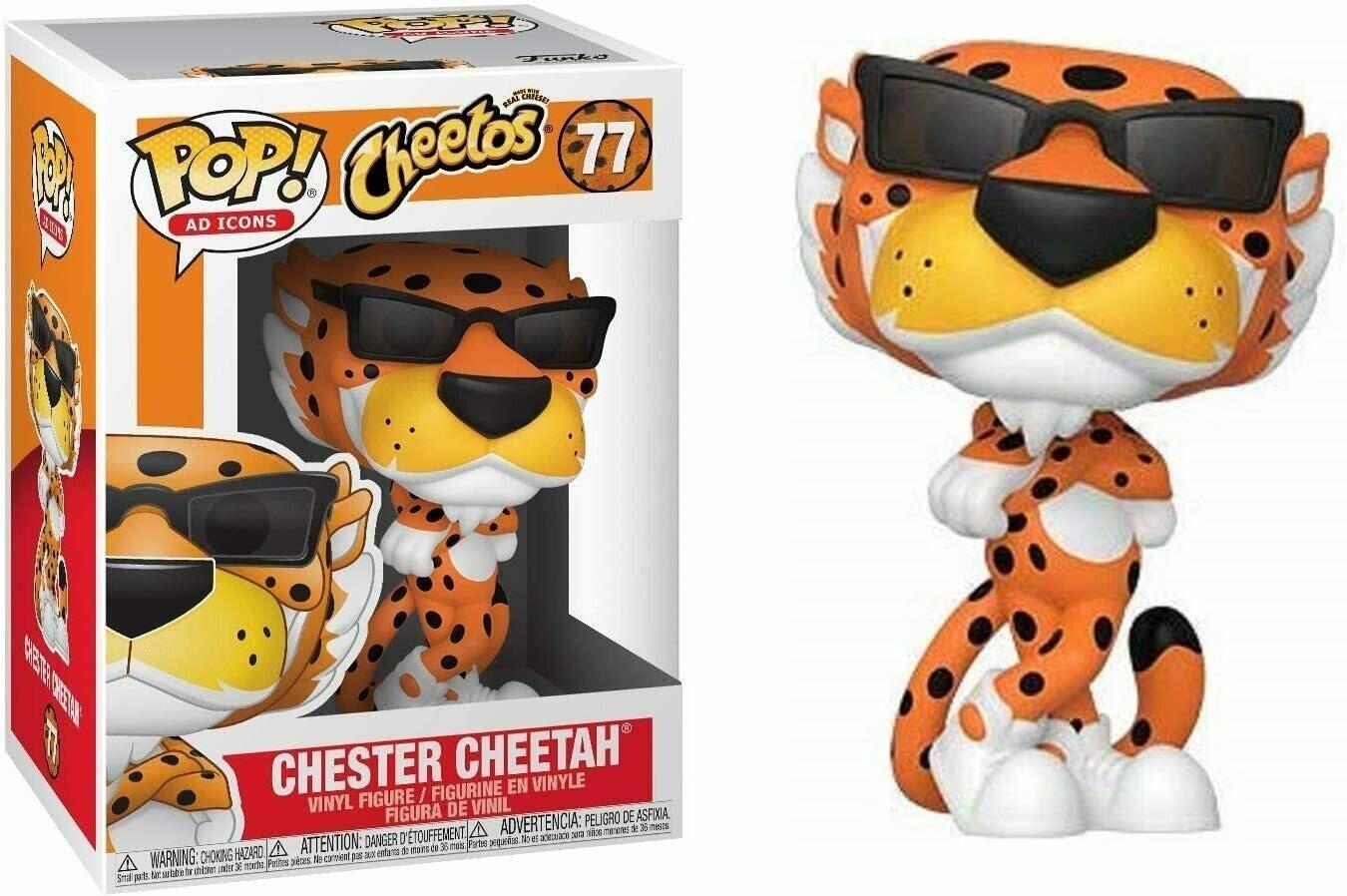Funko Cheetos - Chester Cheetah Pop! Vinyl Figure