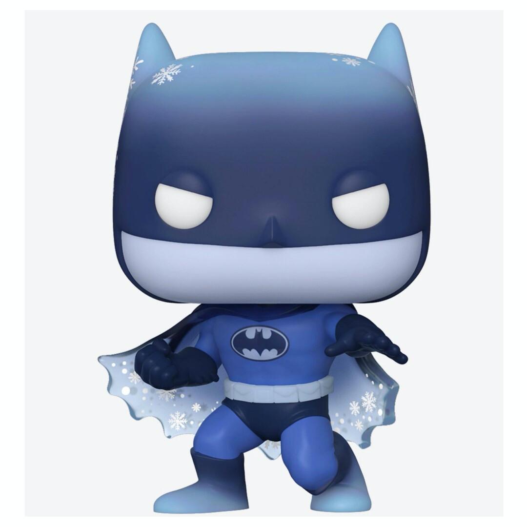 DC Holidays - Silent Knight Batman Hot Topic Exclusive Pop! Vinyl Figure
