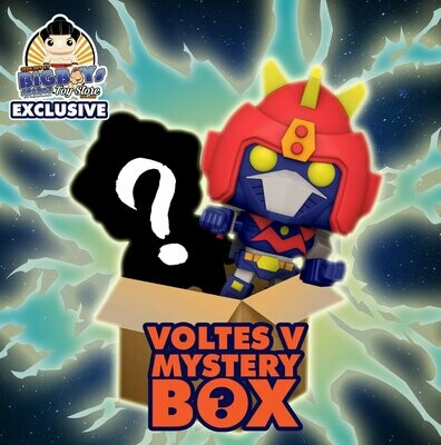 Funko BBTS Exclusive Voltes V Mystery Box Batch 4