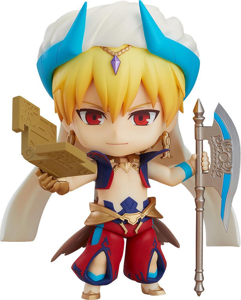 PRE-ORDER Nendoroid Caster/Gilgamesh: Ascension Ver. (re-run)
