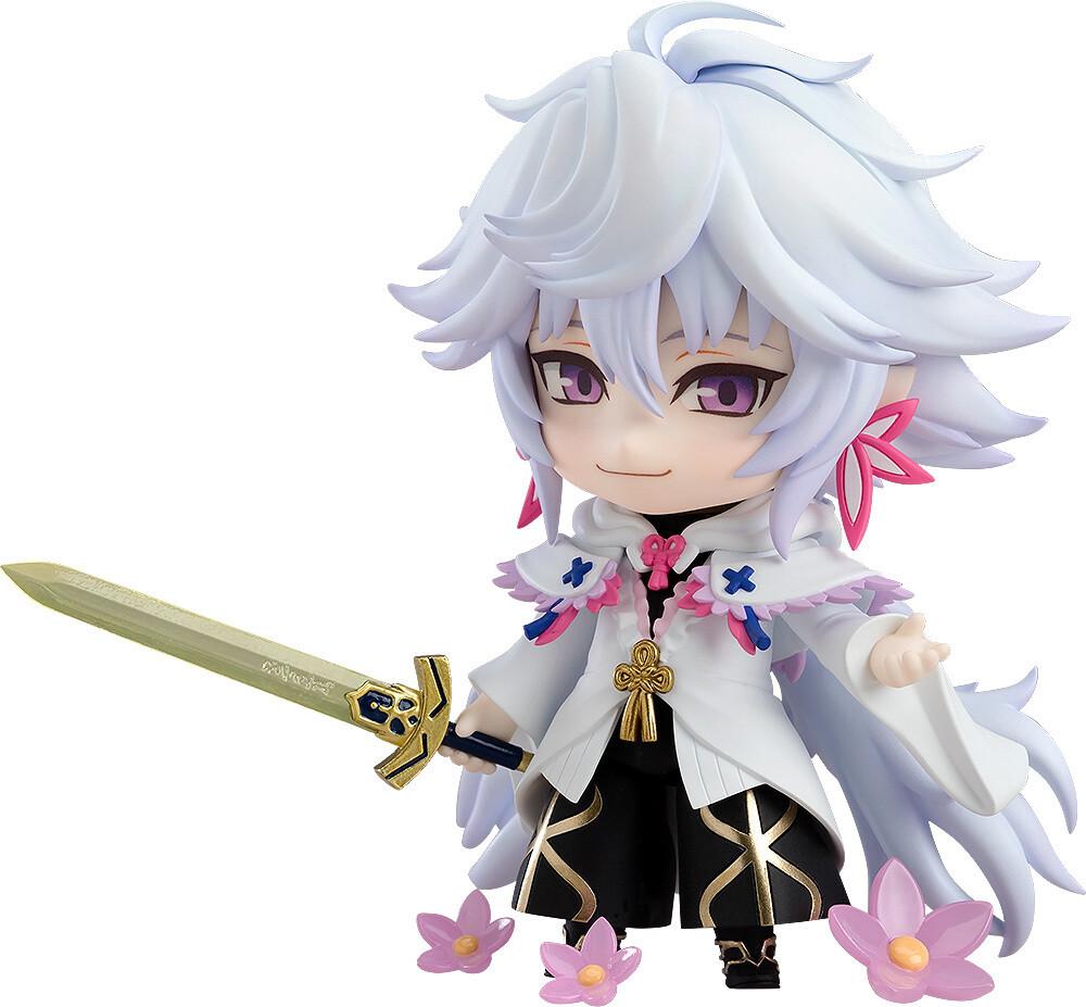 PRE-ORDER Nendoroid Caster/Merlin: Magus of Flowers Ver.(re-run)