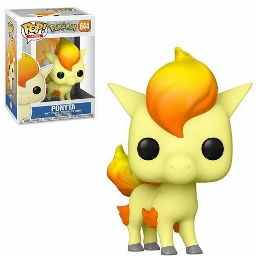 Funko Pokemon Ponyta Pop! Vinyl Figure