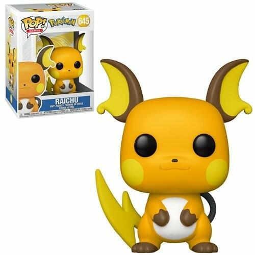 Funko Pokemon Raichu Pop! Vinyl Figure