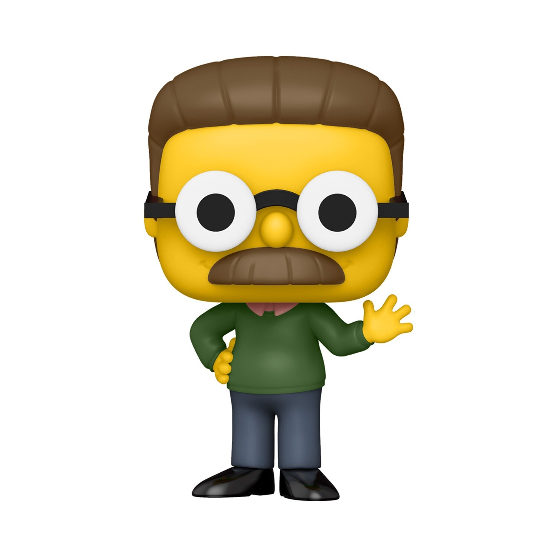 Simpsons- Lefty Flanders Exclusive POP! Vinyl Figure