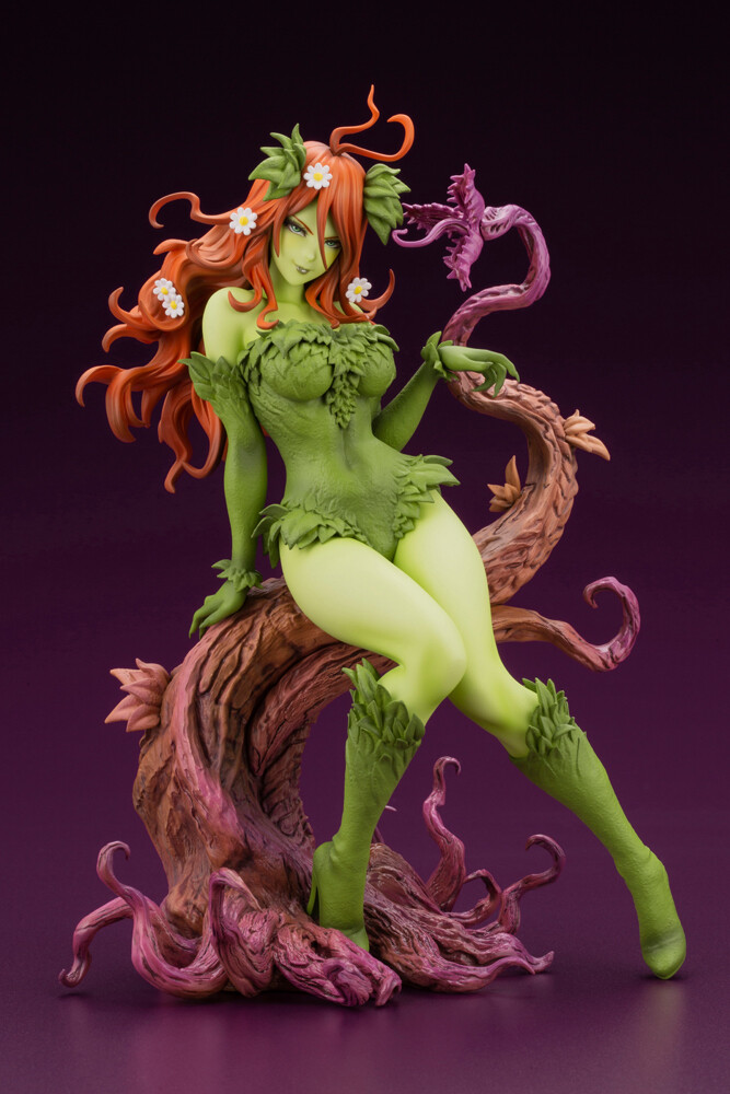 PRE-ORDER DC COMICS POISON IVY RETURNS LIMITED EDITION BISHOUJO STATUE