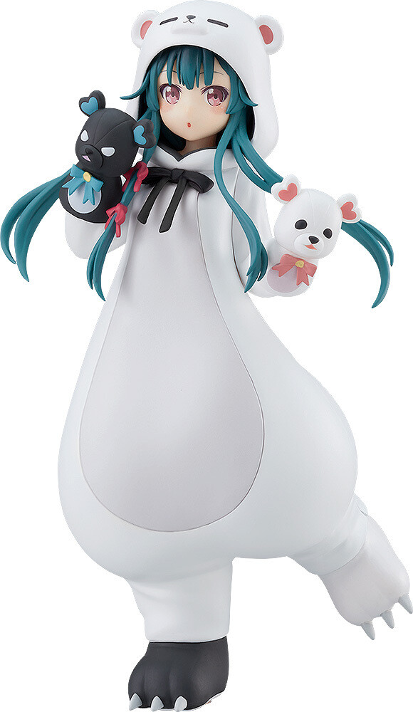 PRE-ORDER POP UP PARADE Yuna: White Bear Ver.