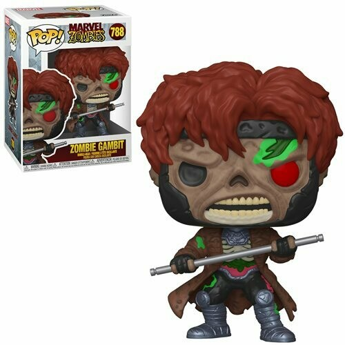 PRE-ORDER Marvel Zombies Gambit Pop! Vinyl Figure