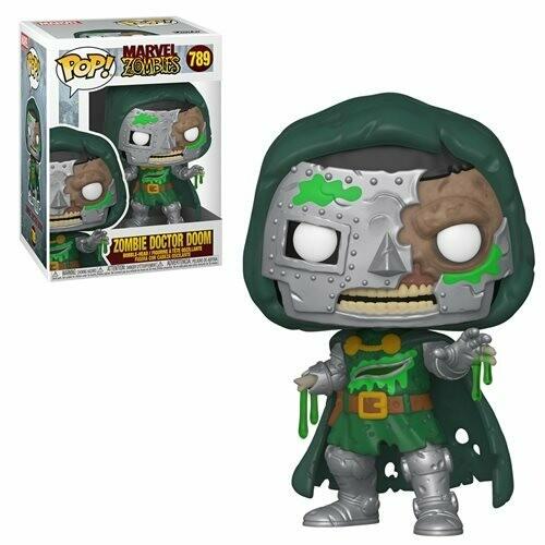 PRE-ORDER Marvel Zombies Dr. Doom Pop! Vinyl Figure