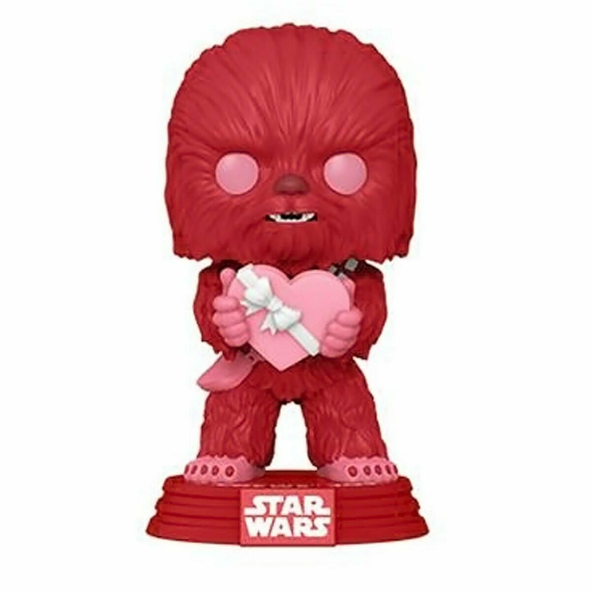 Funko Star Wars Valentine - Cupid Chewbacca Pop! Vinyl Figure
