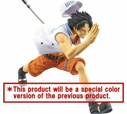 PRE-ORDER ONE PIECE MAGAZINE FIGURE A PIECE OF DREAM #1 SPECIAL PORTGAS D ACE