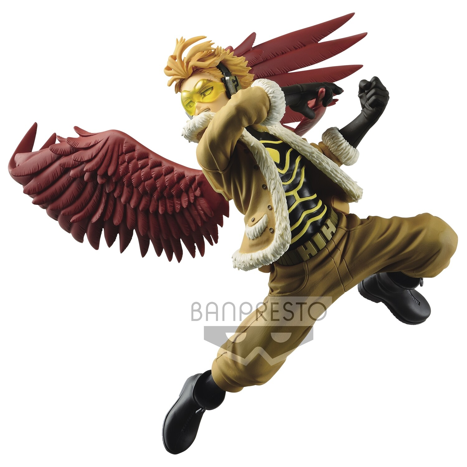 PRE-ORDER MY HERO ACCADEMIA THE AMAZING HEROES VOL.12 HAWKS