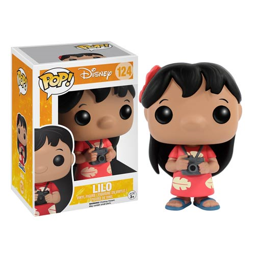 Funko Lilo & Stitch - Lilo Pop! Vinyl Figure