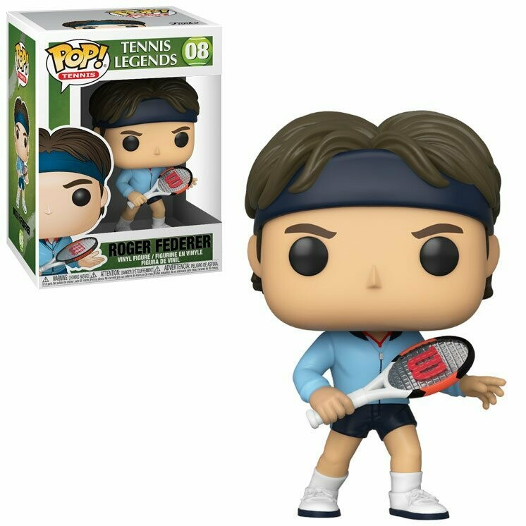 Tennis Legends - Roger Federer Pop! Vinyl Figure