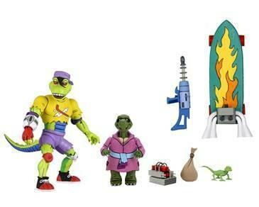 "PRE-ORDER TMNT (Cartoon) – 7"" Scale Action Figure – Ultimate Mondo Gecko"